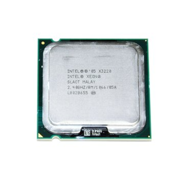 Intel Intel Xeon X3220 2,4 GHz Quad-Core Prozessor CPU