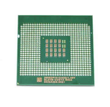 Intel Procesador de CPU Intel Xeon 2666 DP SL6VM 2.66GHz / 512KB / 533MHz Socket / Socket 604