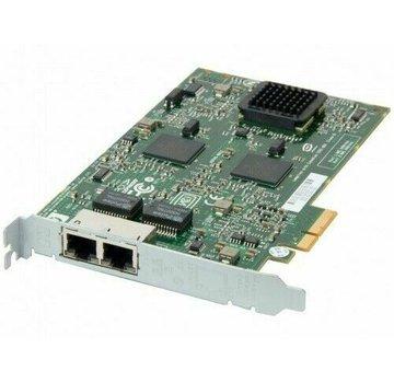 HP HP NC380T Dual Port Multifunction Gigabit Server Adapter PCI-Express 374443-001