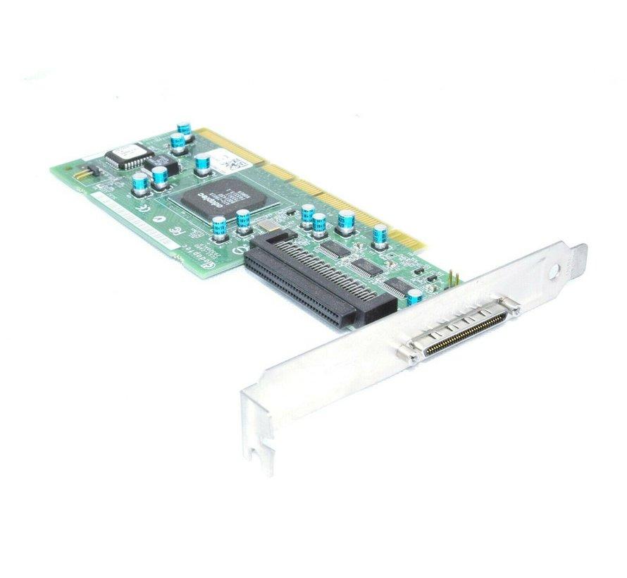 Adaptec ASC-29320ALP Adaptador PCI-SCSI de perfil bajo U320 PCI-X
