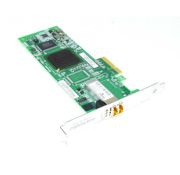 HP HP QLE2460 Single Port 4 Gbps Host Bus Adapter AFBR-59R5ALZ PCI-E - 407620-001