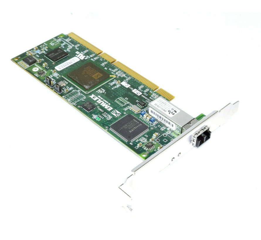 HP FCA2404 Tarjeta de red HBA / FC Fibre Channel de 2GB PCI-X - 313045-002