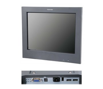 "Toshiba Toshiba 4820-2LG 12 ""Touch Monitor Touch Monitor SurePoint 12 Touch Screen Display"