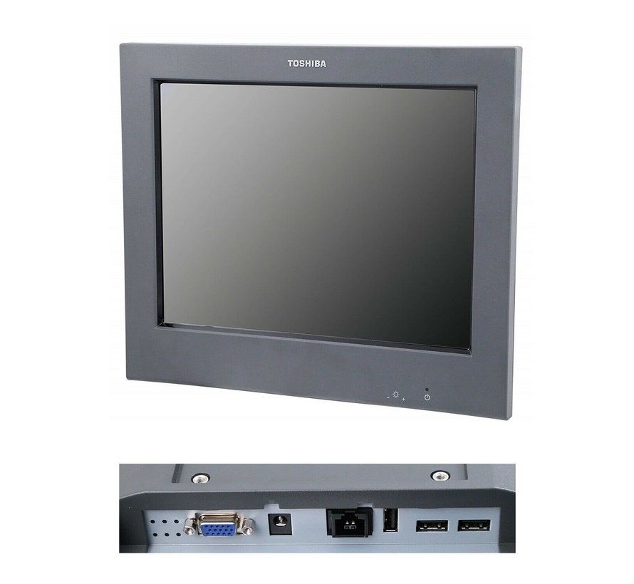 "Toshiba 4820-2LG 12 ""Touch Monitor Touch Monitor SurePoint 12 Touch Screen Display"