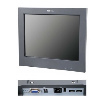 "Toshiba Toshiba 4820-5LG 15"" Touch Monitor SurePoint 15 Touchscreen Display"