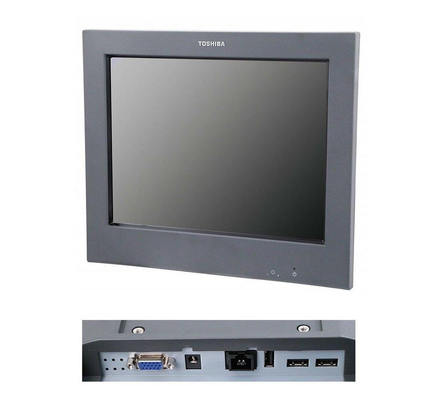 "Toshiba 4820-5LG 15 ""Monitor táctil SurePoint 15 Pantalla táctil"