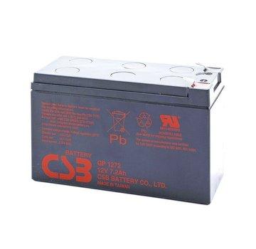Batería CSB GP 1272 GP1272 F2 Batería de plomo 12V 7.2Ah Batería de moscas de plomo UPS USV