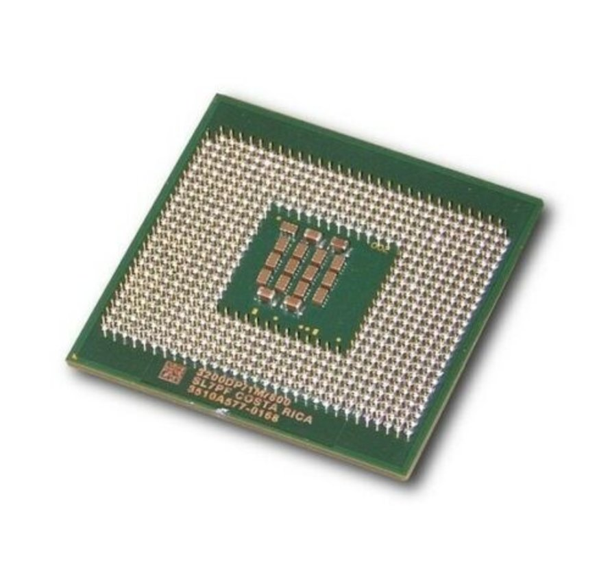 Intel Xeon SL7DX 3200DP 3.20GHz / 1MB / 800MHz Socket 604 Server CPU