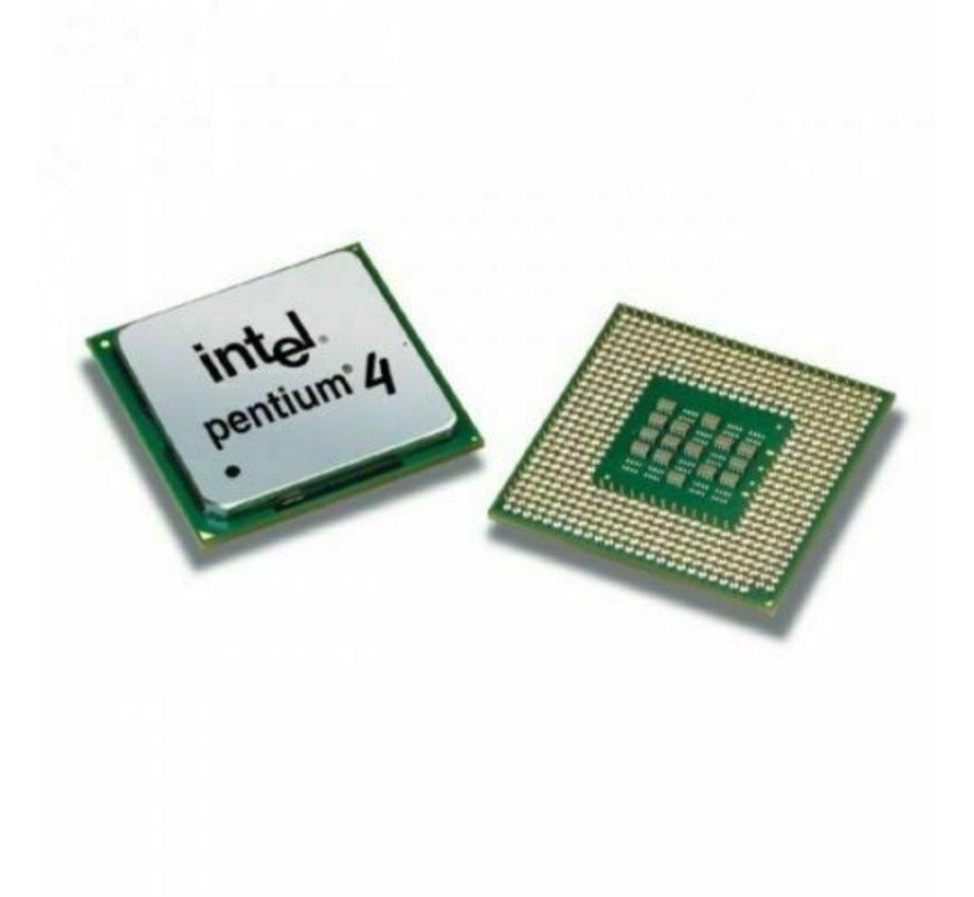 Intel Pentium 4 SL6DV 2.40GHz / 512KB / 533MHz Socket 478 processor CPU