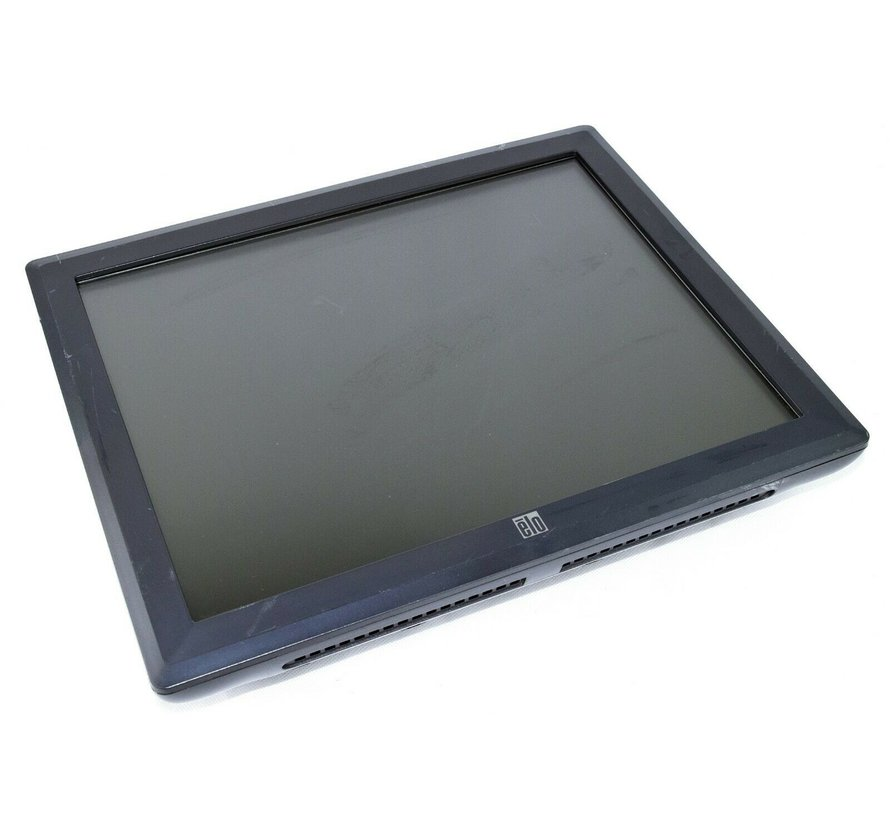 """ELO 17 """"Touch Screen Touch Monitor ET1729L-8UEA-1-D-GY-G without base"""