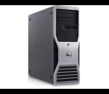 Dell DELL Precision T5400 INTEL Xeon X5260 3.33GHz CPU 2GB RAM 320GB HDD Windows