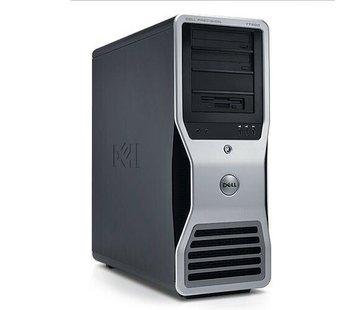 Dell DELL Precision T7400 Intel Xeon E5410 2.33GHz CPU 2GB RAM 320GB HDD Windows
