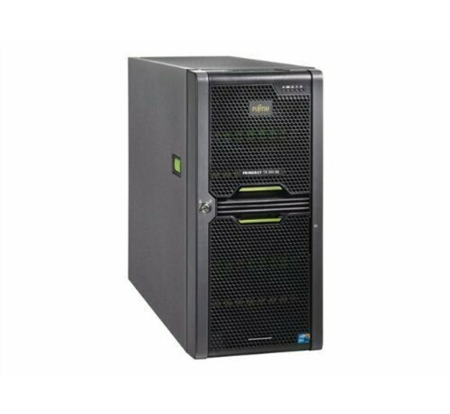 Fujitsu PRIMERGY TX200 S6 Server 2x Xeon E5606 2.13GHz 4GB DDR3 320GB HDD WIN