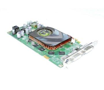 NVIDIA Quadro FX 3500 256MB GDDR3 SDRAM 256bit graphics card PCIe-x16-2xDVI
