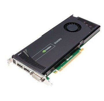NVIDIA Quadro 4000 graphics card GDDR5 PCI-Express