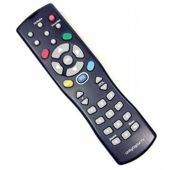 Mando a distancia original Unitymedia SF047 para Unity Digital TV DIC 2221 negro