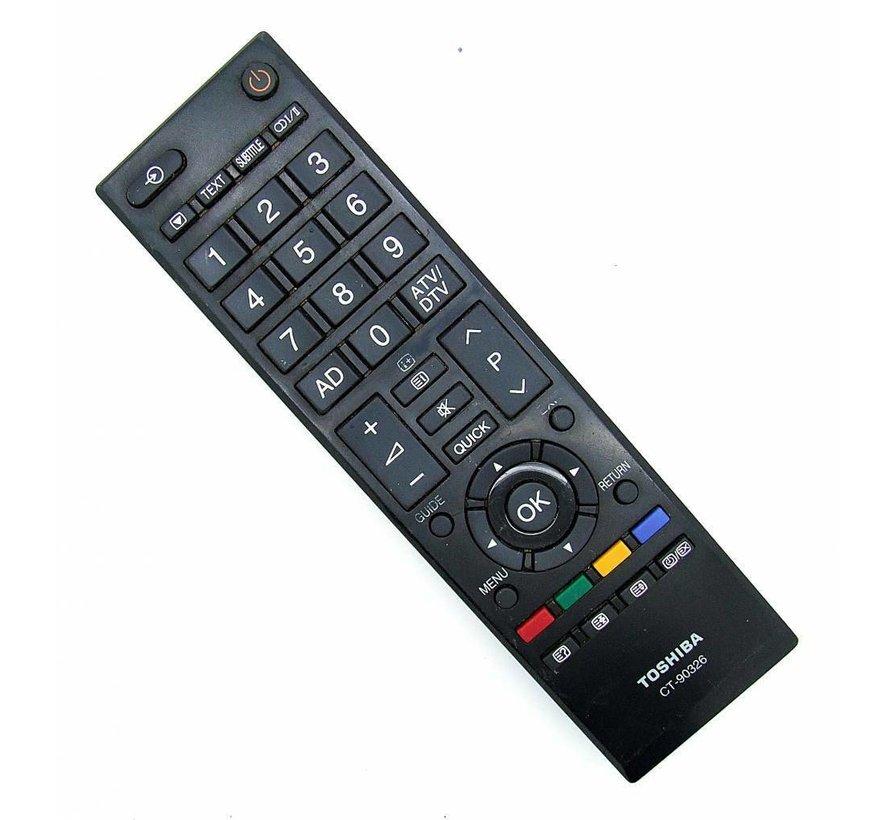 Original remote control Toshiba CT-90326