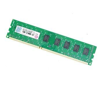 Transcend 607283-8999 4GB DDR3 1333 DIMM CL9 RAM Memory Server