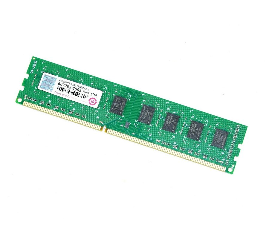 M MT18JSF5127PDZ-1G6M1FE 4GB 2Rx8 PC3-12800R-11-1-B1 Ram Arbeitsspeicher Server