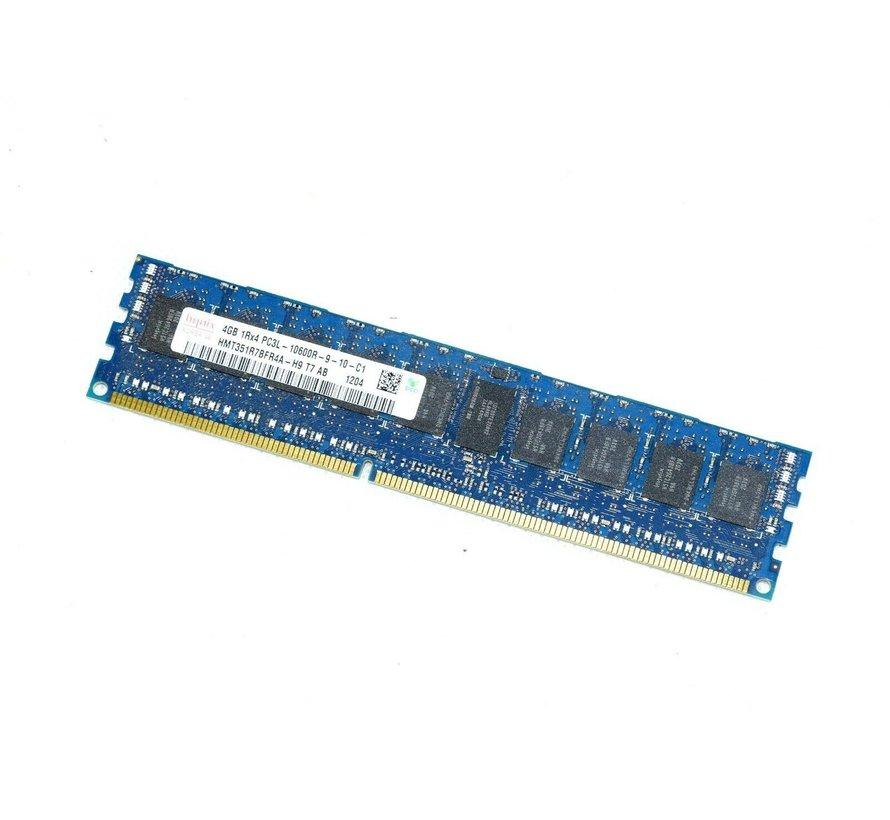 Hynix HMT351R7BFR4A-H9 T7 AB 4GB 1Rx4 PC3L Ram Memory Server