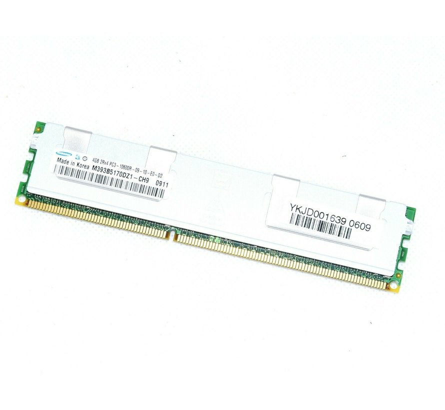 Samsung M393B5170DZ1-CH9 0911 4GB 2Rx4 PC3 Ram Memory Server