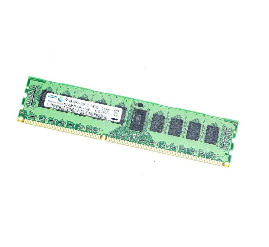 Samsung M393B5273CH0-CH9 1110 4GB 2Rx8 PC3 Ram Arbeitsspeicher Server