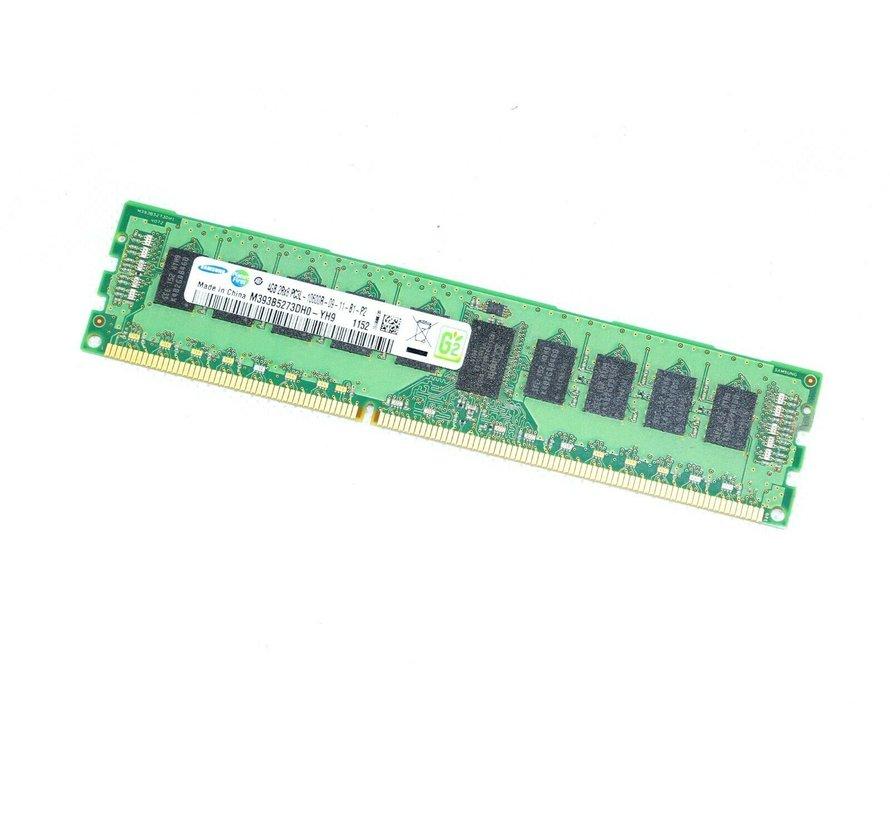 Samsung M93B5273DH0-YH9 1152 4GB 2Rx8 PC3 10600R RAM Memory Server