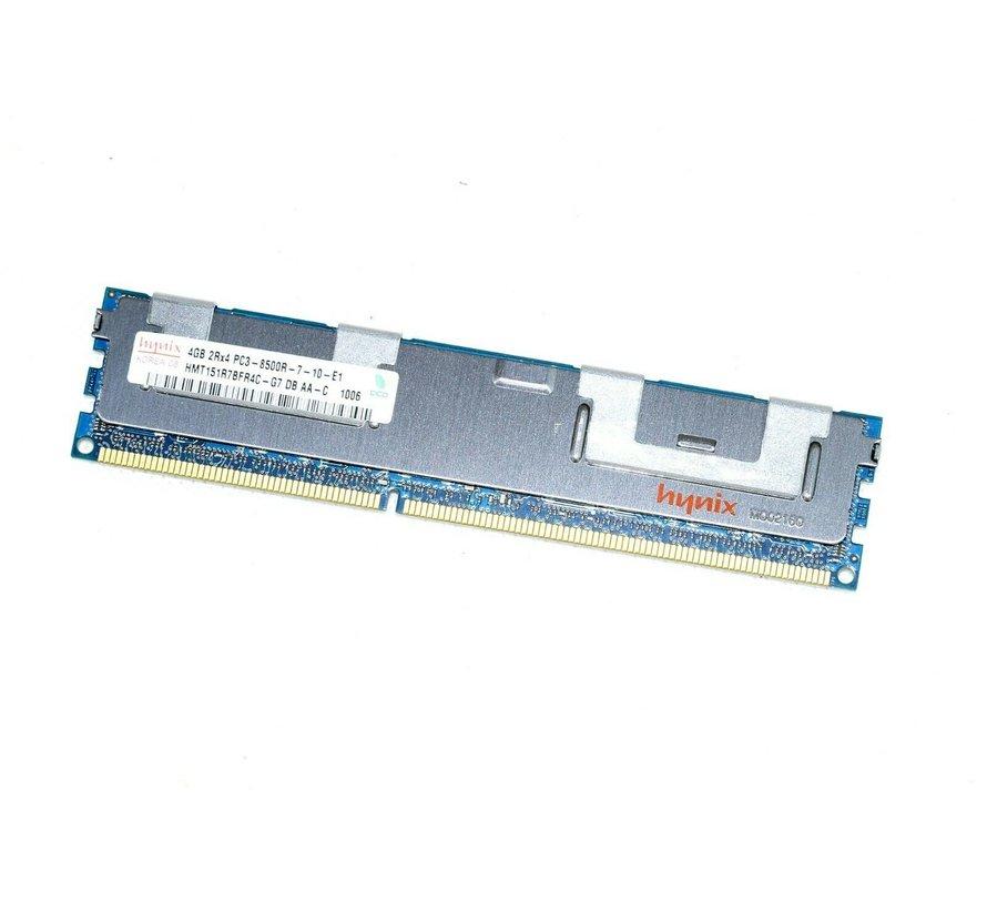 Hynix HMT151R7BFR4C-G7 DB AA-C 1006 4GB 2Rx4 PC3 Ram Arbeitsspeicher Server