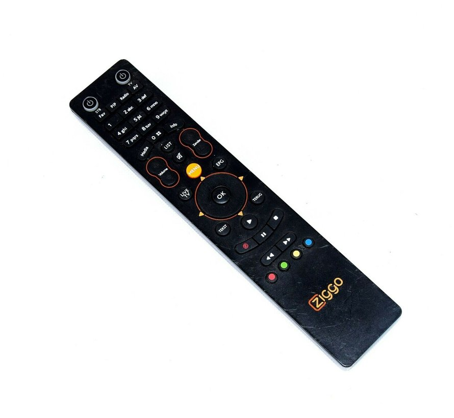 ZIGGO remote control for Humax IRHD-5000C, IHDR-5050C, IRHD-5100C