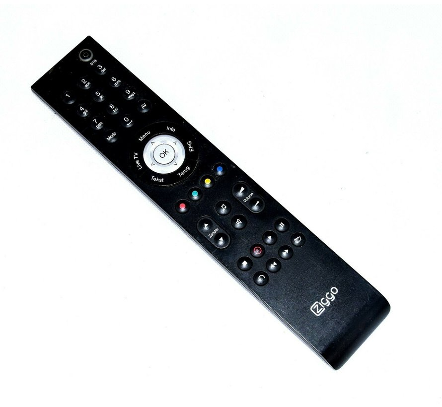 ZIGGO Original Remote Control Cisco 8455 8485 TV