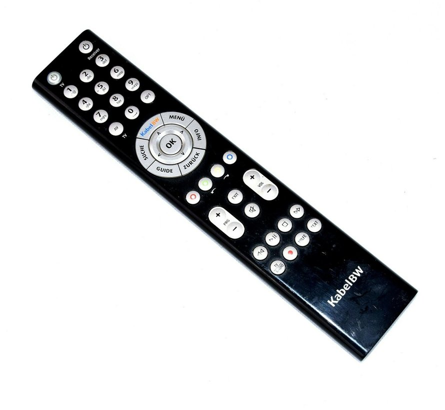 KabelBW Humax R 836 R 836 remote control for IHD PVR
