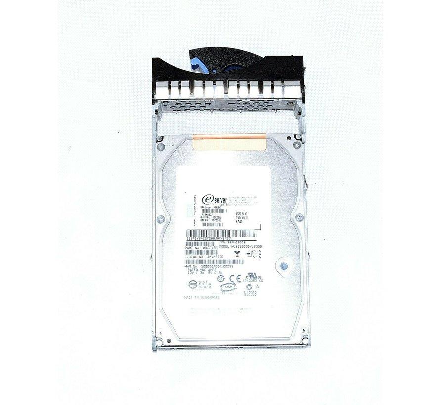 """IBM HUS153030VLS300 43X0902 300GB 15K RPM 3.5 """"disco duro"""