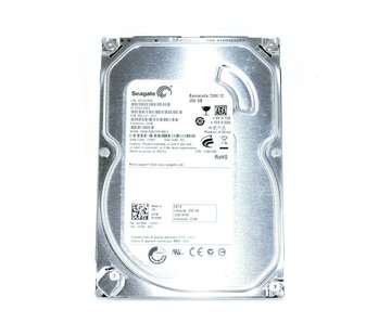"Seagate Seagate Barracuda 7200.12 250GB ST3250318AS 7200RPM 3,5"" Festplatte hard drive"