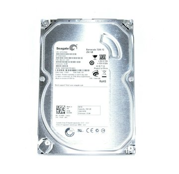 "Seagate Seagate Barracuda 7200.12 250GB ST3250318AS 7200RPM 3.5 ""hard drive"