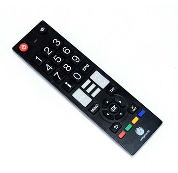 Unitymedia original remote control TV