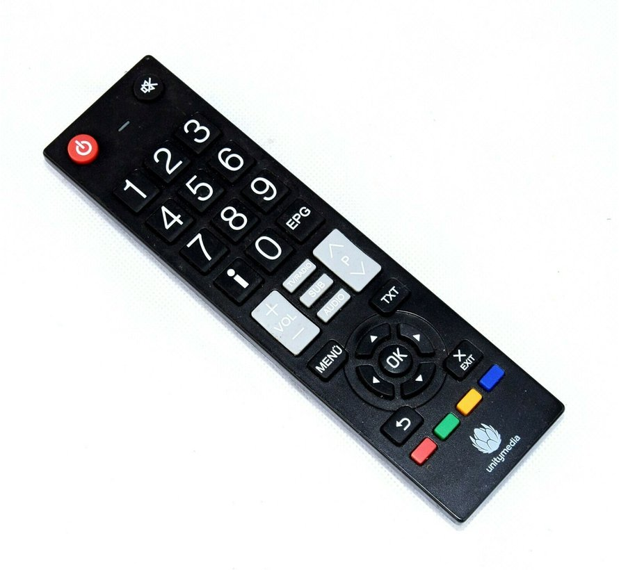 Unitymedia Original Fernbedienung TV Remote Control