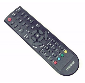 Toshiba Original remote control for Toshiba Store TV TV + Remote Control