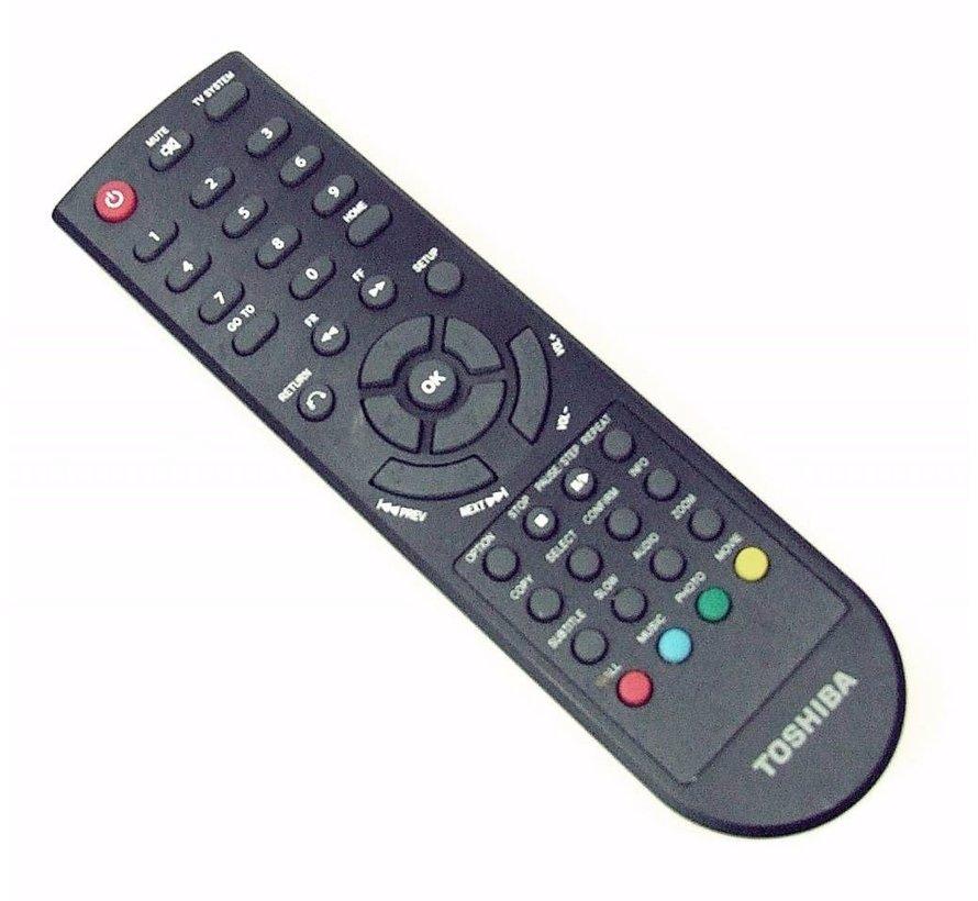 Original remote control for Toshiba Store TV TV + Remote Control