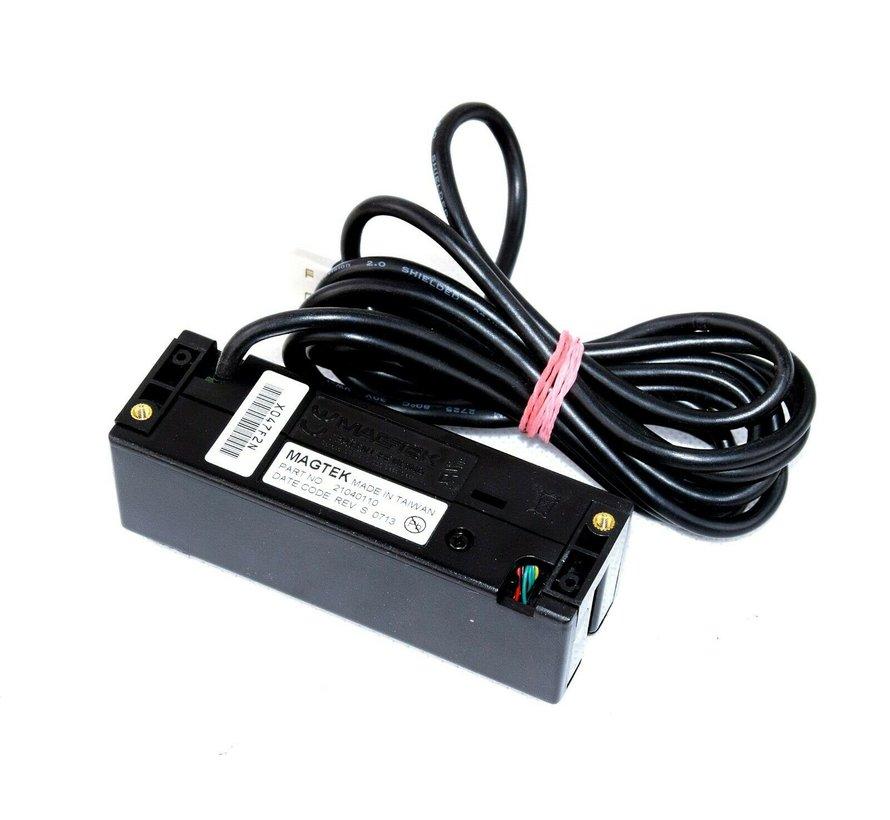 Magtek 21040110 USB Magnetisch Kredit Debit Karte Magnetkarte Lesegerät