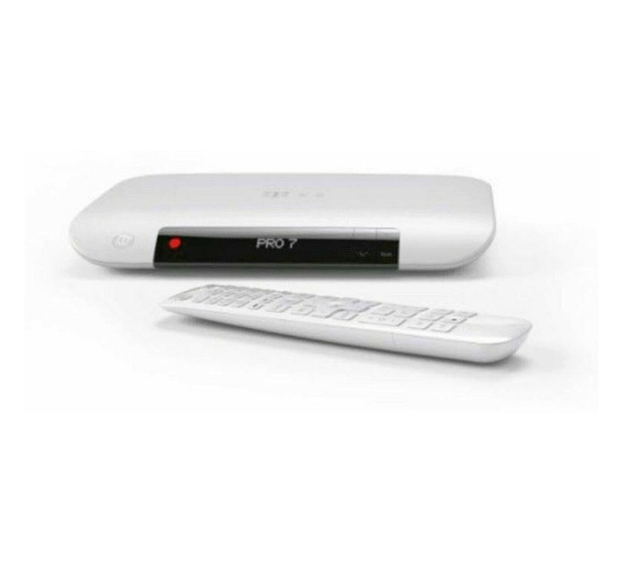 Telekom Media Receiver MR 400 500GB HD Receiver Entertain TV HDMI MR400 White