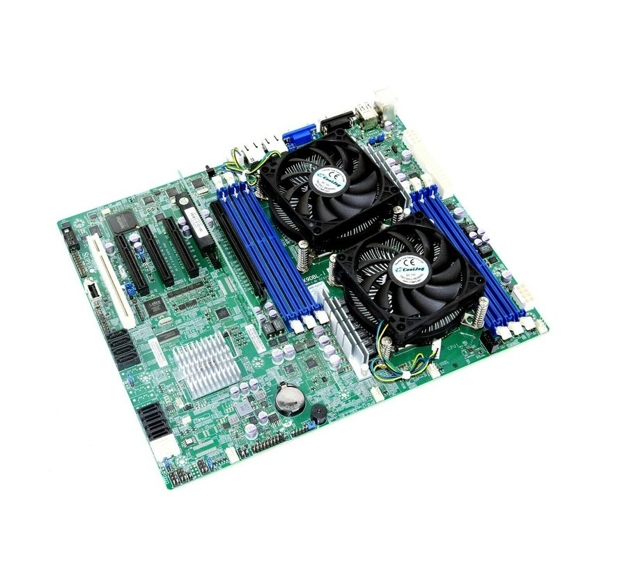 Supermicro X9DBLI Dual Socket B2 Sockel LGA 1356 Server Board Motherboard