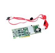 LSI JT6B1JT6B2 D33156 SAS 6Gb / s Megaraid 4-Port RAID Controller Card