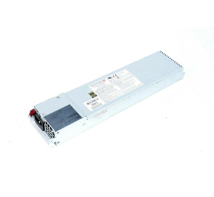 Supermicro PWS-1K21P-1R 1 PSU Server Switching Power Supply Netzteil