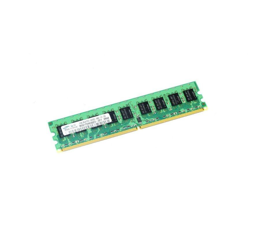Samsung M391T5663QZ3-CF7 0944 2GB 2Rx8 PC2 Ram Memory Server