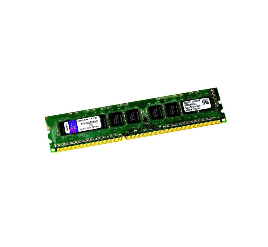 Kingston KVR KVR133303E9S/4Gl 1,5V Ram Arbeitsspeicher Server
