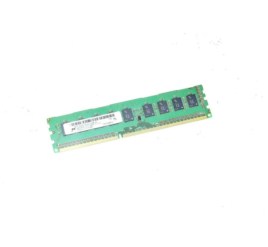 M MT18JSF5127AZ-1G6M1ZG 4GB 2RX8 PC3-12800E-11-11-E3 Server RAM