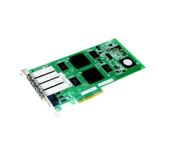 Qlogic PX2610402-05 C QLE2464-NAP 111-00285 + B0 Network Card Workstation Exone