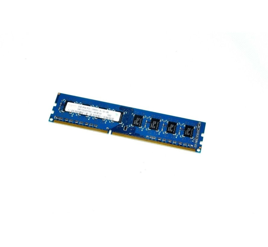 Hynix HMT125U6TFR8C-H9 N0 AA-C Memory 2 GB Server RAM for Dell T1500