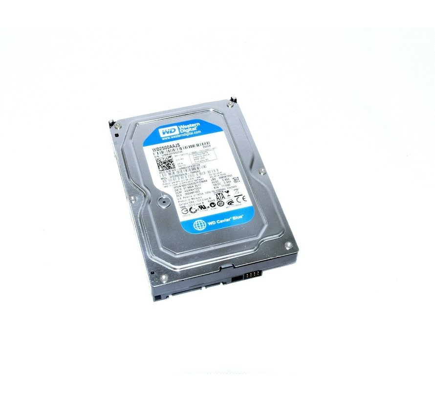 "Western Digital WD2500AAJS-75M0A0 250GB SATA RPM 7200 3.5 ""Hard Disk"