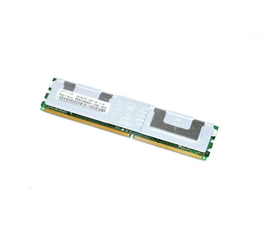 Servidor de memoria Ram Samsung M395T5663QZ4-CE66 0918 2GB 2Rx8